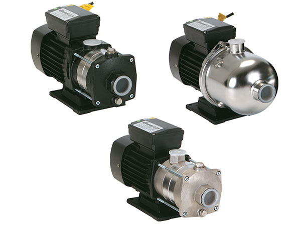 Horizontal stainless steel centrifugal-pump