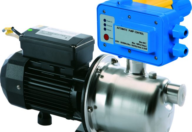 DSK Horizontal pump with controller