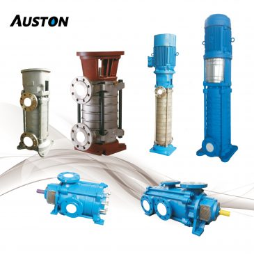 Auston:  New development on Multistage Centrifugal Pump