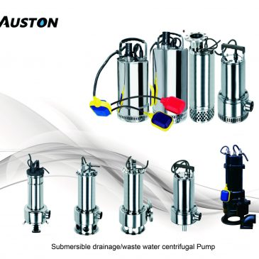 Auston Submersible  Pump Series