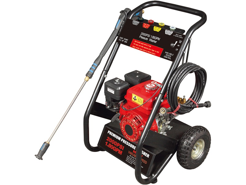 Gasoline high pressure washer SPCM120