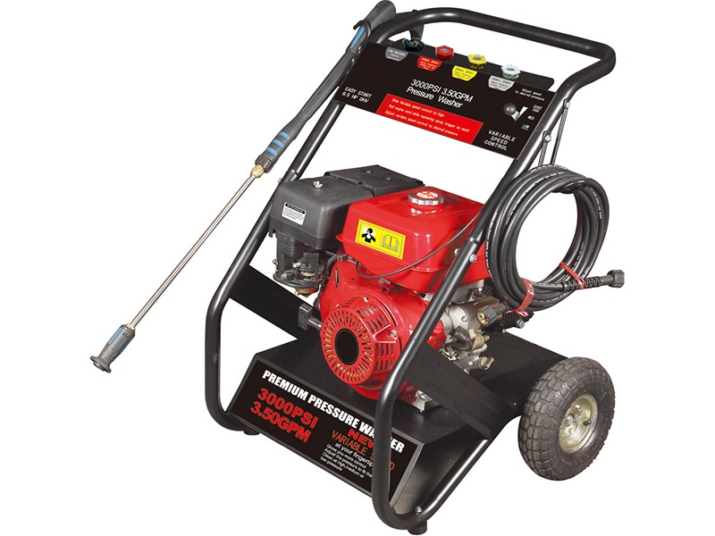 Gasoline high pressure washer SPCM240