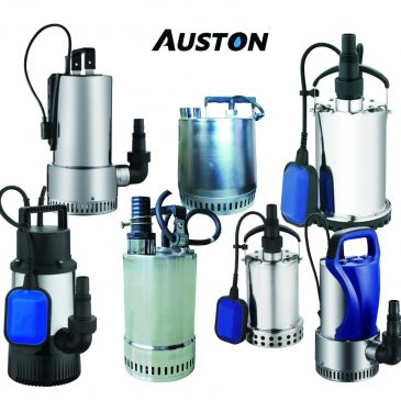 Submersible stainless steel pump for household used