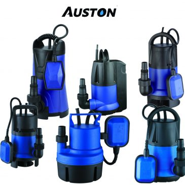 Submersible  pump for domestic use