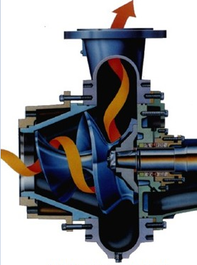 Fish Friendly Pump : Customise Screw Axial Flow Pump